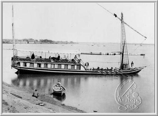 boat nile1885
