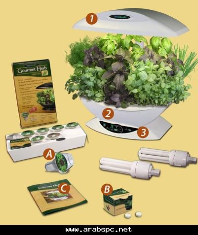 تطور في الزراعه بامكانك ان تزرع داخل البيت 2797c1dd8a