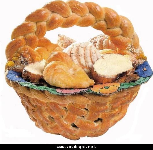 طرق لتشكيل المخبوزات بالصور،معجنات بالصور،طرق جديدة للخبز، طرق لتشكيل المخبوزات 8eb9df1ec7.jpg